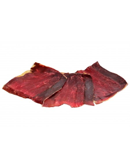 Corned cow from León (Spain) sliced 100grs