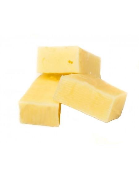 Taquitos de queso puro de oveja viejo