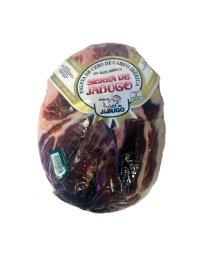 Boneless jabugo Iberian cebo shoulder ham