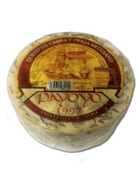 Payoyo cured Goat & Sheep cheese with Rosemary