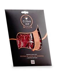Cecina de buey de León Premium 80grs